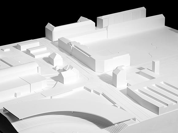 Nimbus Architekten Zürich Michael Bühler Lukas Schaffhuser Medienorientierung Wohnsiedlung Herdernstrasse