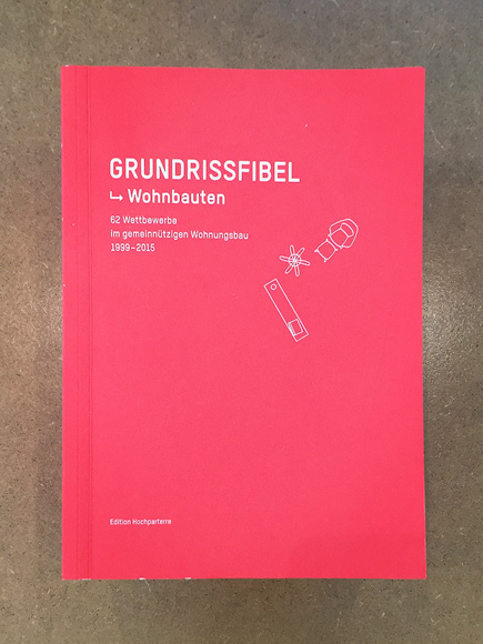 Nimbus Architekten Michael Bühler Lukas Schaffhuser Zürich Publikation Grundrissfibel Wohnbauten