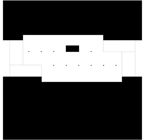 Nimbus Architekten Michael Bühler Lukas Schaffhuser Schulhaus Freilager Raumstruktur