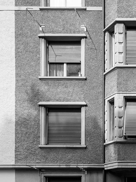 Nimbus Architekten Michael Bühler Lukas Schaffhuser Baueingabe Mehrfamilienhaus Zürich