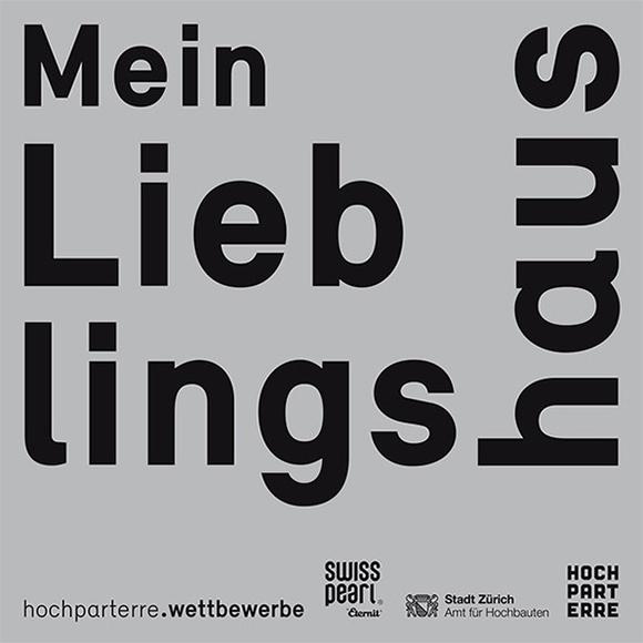 Nimbus Architekten Michael Bühler Lukas Schaffhuser Ausstellung Hochparterre Mein Lieblingshaus
