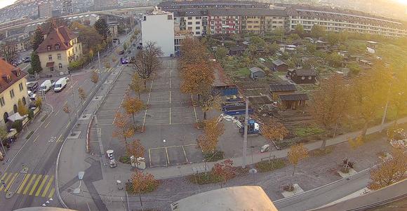 Nimbus Architekten Zürich Michael Bühler Lukas Schaffhuser Baustart Wohnsiedlung Herdernstrasse