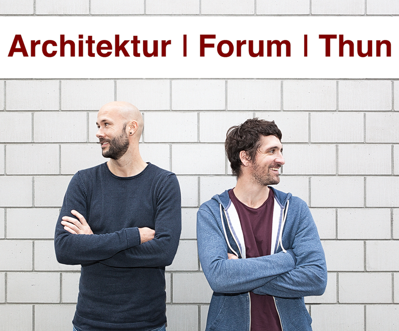 Nimbus Architekten Vortrag Architektur Forum Thun 2019