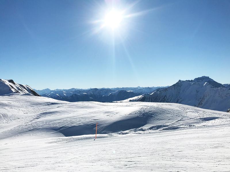 Nimbus Architekten Zürich Michael Bühler Lukas Schaffhuser Skitag 2019 Pizol