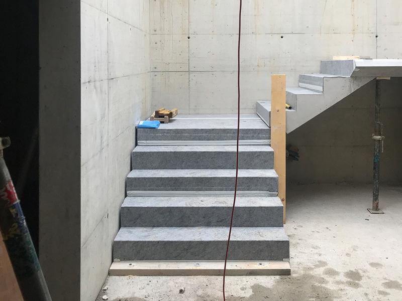 Nimbus Architekten Zürich Michael Bühler Lukas Schaffhuser Baufortschritt Herdernstrasse