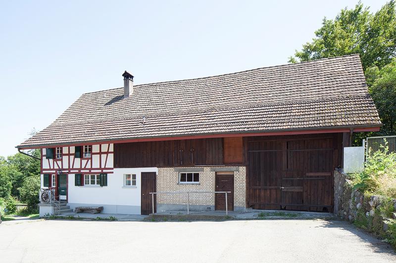 Nimbus Architekten Zürich Michael Bühler Lukas Schaffhuser Sanierung Bauernhaus Stadt Adliswil Übergabe