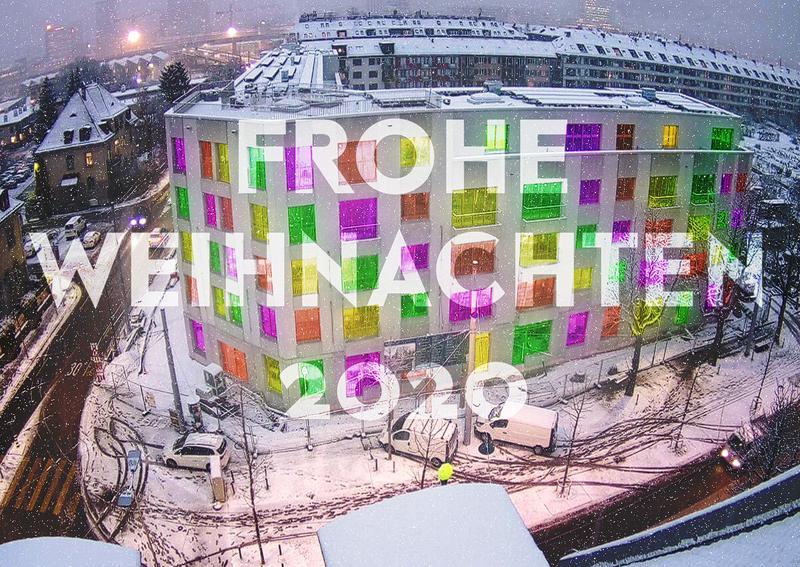 Nimbus Architekten Zürich Michael Bühler Lukas Schaffhuser Weihnachten 2020
